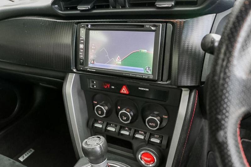 SUBARU BRZ S Z1 S. Coupe 2dr Spts Auto 6sp 2.0i [MY13]