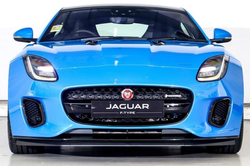 JAGUAR F-TYPE R-Dynamic X152 R-Dynamic 221kW Coupe 2dr Quickshift 8sp RWD 2.0T [MY19.5]