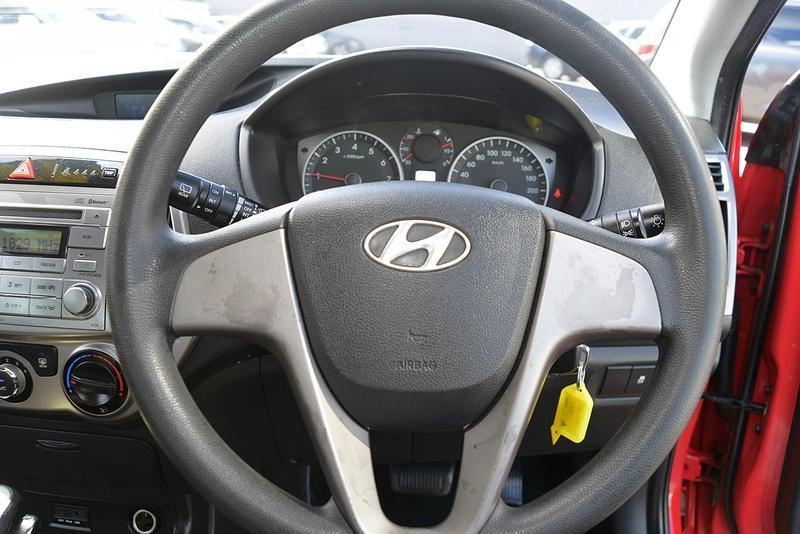 HYUNDAI I20 Active PB Active Hatchback 5dr Auto 4sp 1.4i [MY13]