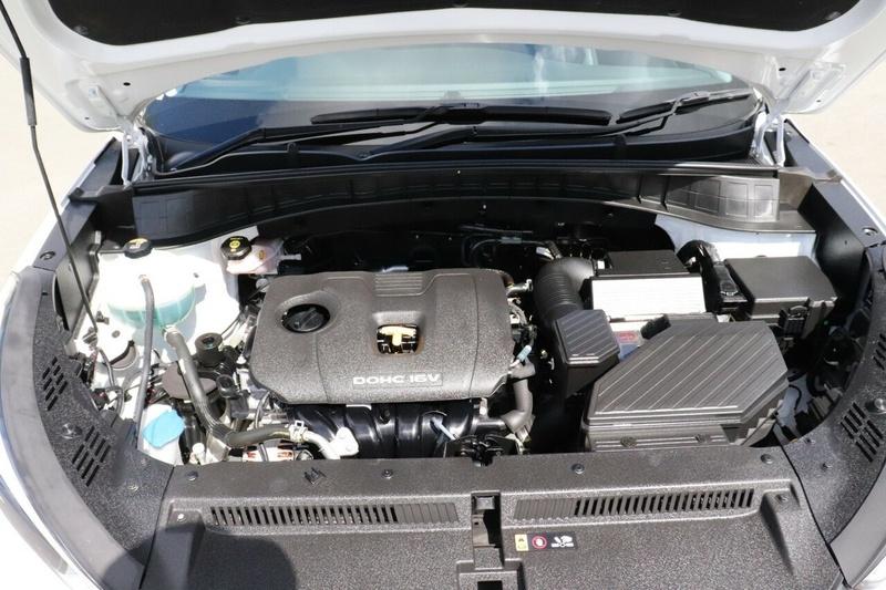 HYUNDAI TUCSON Elite TLe Elite Wagon 5dr Spts Auto 6sp 2WD 2.0i (MPI)