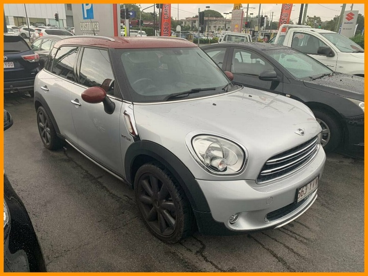 2016 Mini Countryman Cooper D Sports Automatic