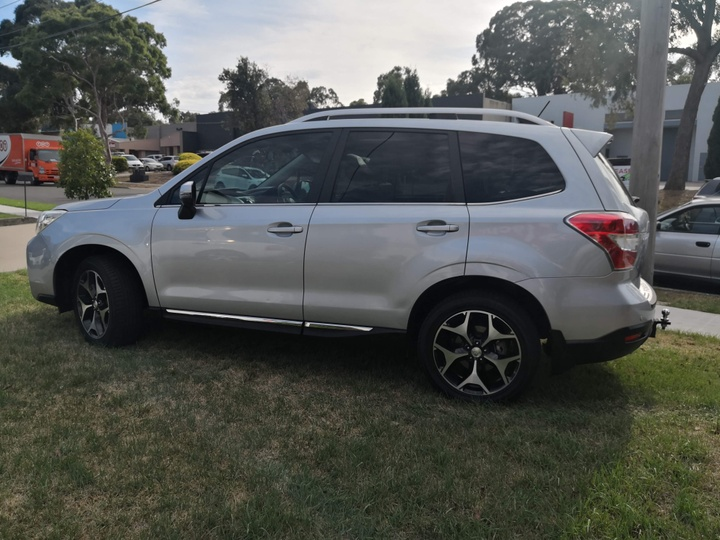 SUBARU FORESTER XT S4 XT. Wagon 5dr Lineartronic 8sp AWD 2.0T [MY13]