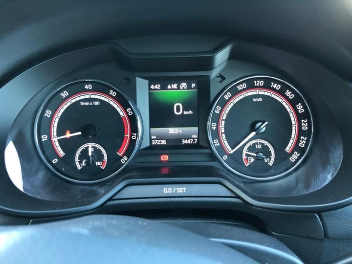 SKODA OCTAVIA RS NE RS 169TSI Wagon 5dr DSG 6sp 2.0T [MY18]