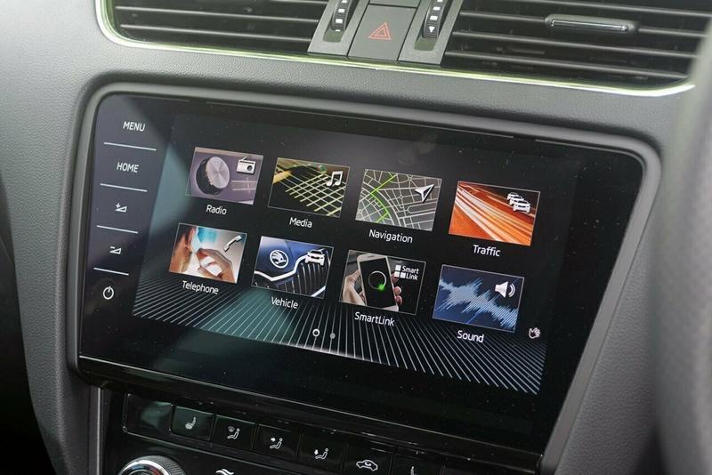 SKODA OCTAVIA Sport NE Sport 110TSI Wagon 5dr DSG 7sp 1.4T [MY19]
