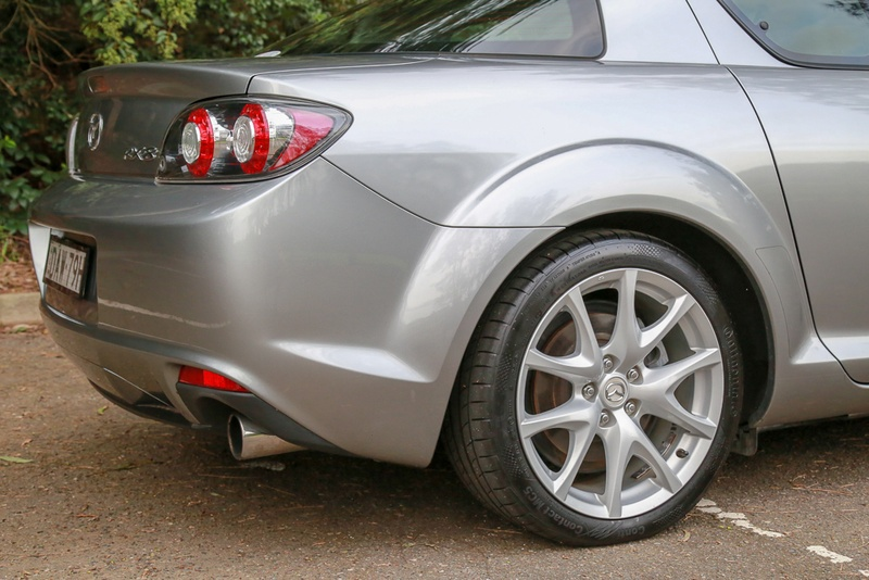 MAZDA RX-8 Luxury FE Series 2 Luxury Coupe 4dr Man 6sp 13Bi Rotary