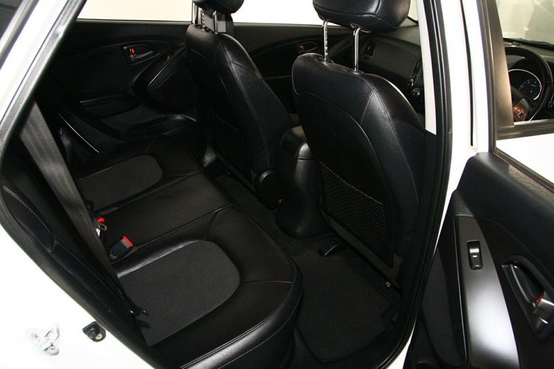 HYUNDAI IX35 Elite Series II Elite Wagon 5dr Spts Auto 6sp AWD 2.0DT