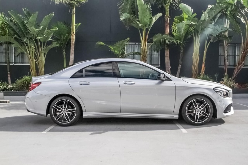 MERCEDES-BENZ CLA200  C117 Coupe 4dr DCT 7sp 1.6T [Feb]