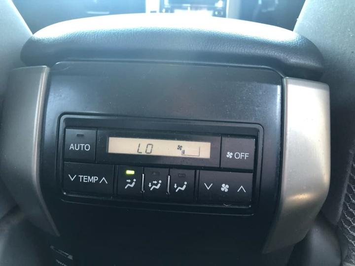 TOYOTA LANDCRUISER PRADO GXL KDJ150R GXL Wagon 7st 5dr Spts Auto 5sp 4x4 3.0DT