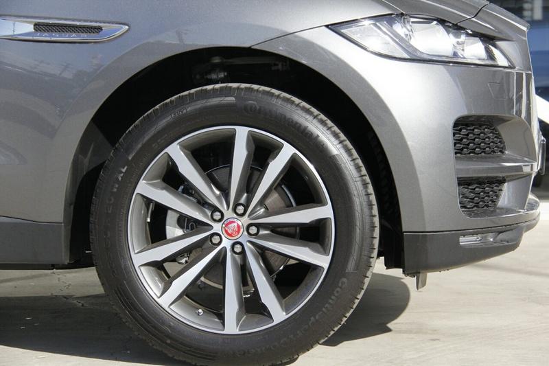 JAGUAR F-PACE 25t X761 25t Prestige Wagon 5dr Spts Auto 8sp AWD 2.0T [MY19]
