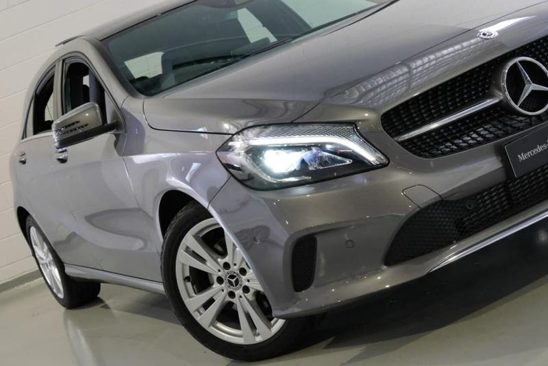 MERCEDES-BENZ A180  W176 Hatchback 5dr D-CT 7sp 1.6T [Dec]