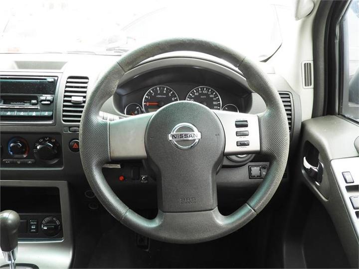NISSAN PATHFINDER ST R51 ST Wagon 7st 5dr Spts Auto 5sp 4x4 4.0i