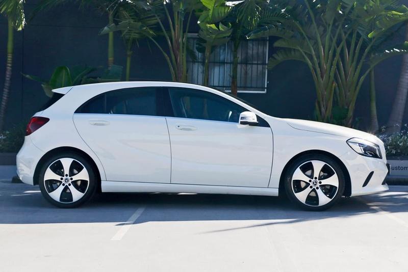 MERCEDES-BENZ A200 d W176 d Hatchback 5dr D-CT 7sp 2.1DT [Feb]