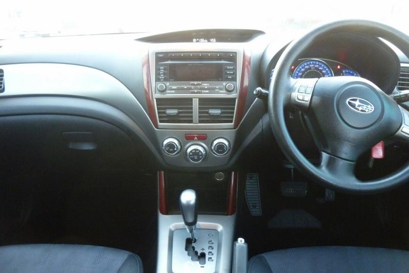 SUBARU FORESTER XS S3 XS. Wagon 5dr Spts Auto 4sp AWD 2.5i [MY09]