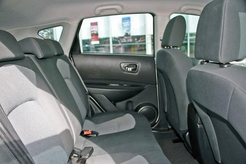 NISSAN DUALIS ST J10 Series 4 ST Hatch 5dr X-tronic 6sp 2WD 2.0i [MY13]