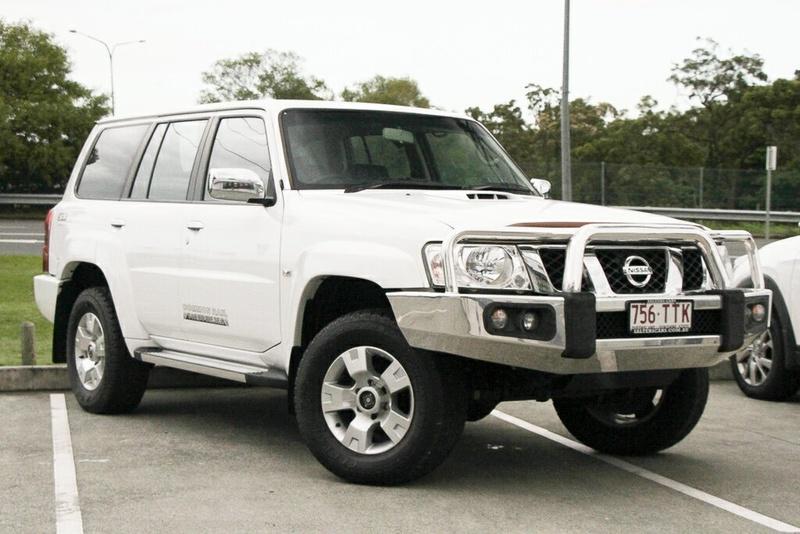 NISSAN PATROL ST Y61 ST Plus Wagon 7st 5dr Man 5sp 4x4 3.0DT