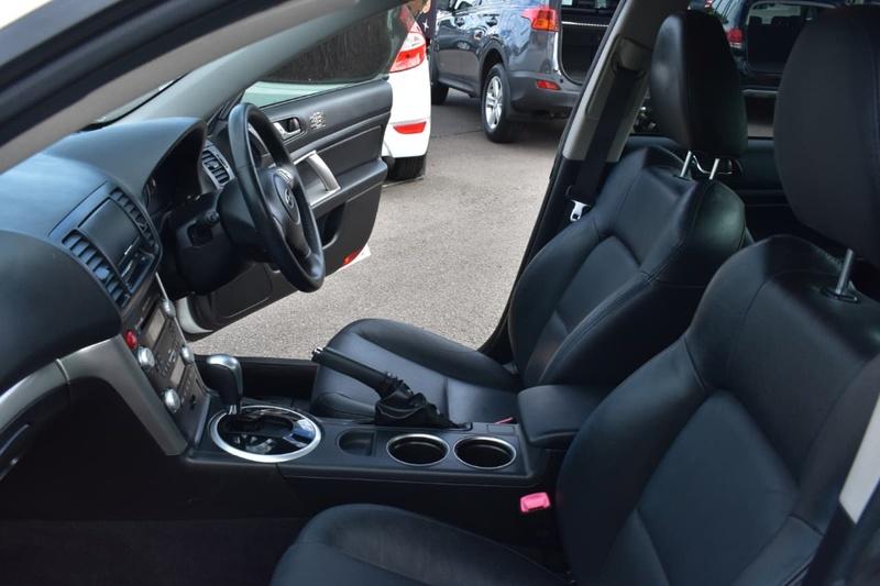 SUBARU LIBERTY  4GEN. Sedan 4dr Spts Auto 4sp AWD 2.5i [MY08]
