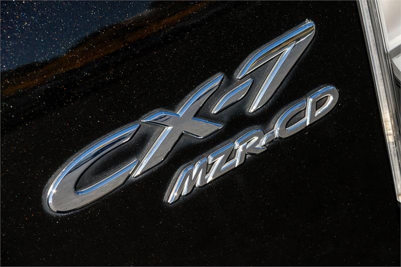 MAZDA CX-7 Sports ER Series 2 Sports Wagon 5dr Man 6sp 4WD 2.2DT