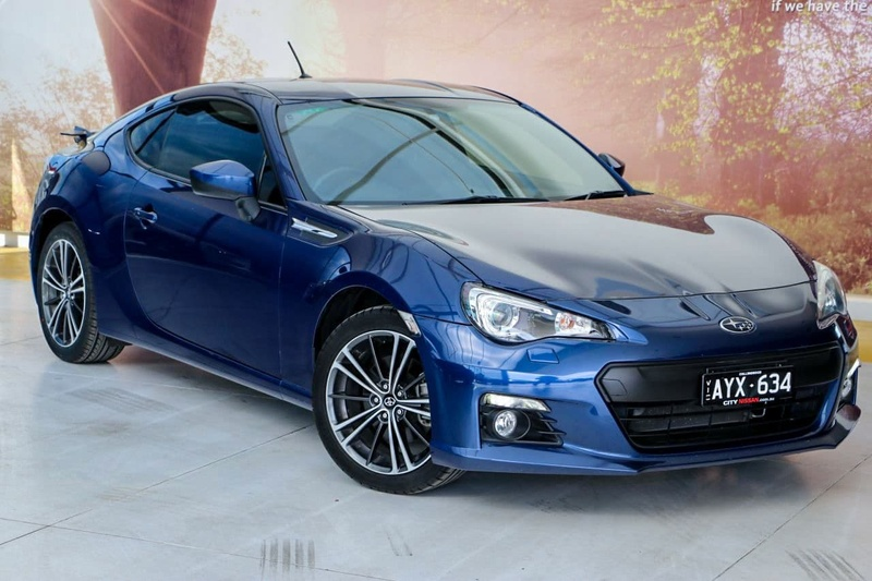 SUBARU BRZ  Z1. Coupe 2dr Man 6sp 2.0i [MY14]