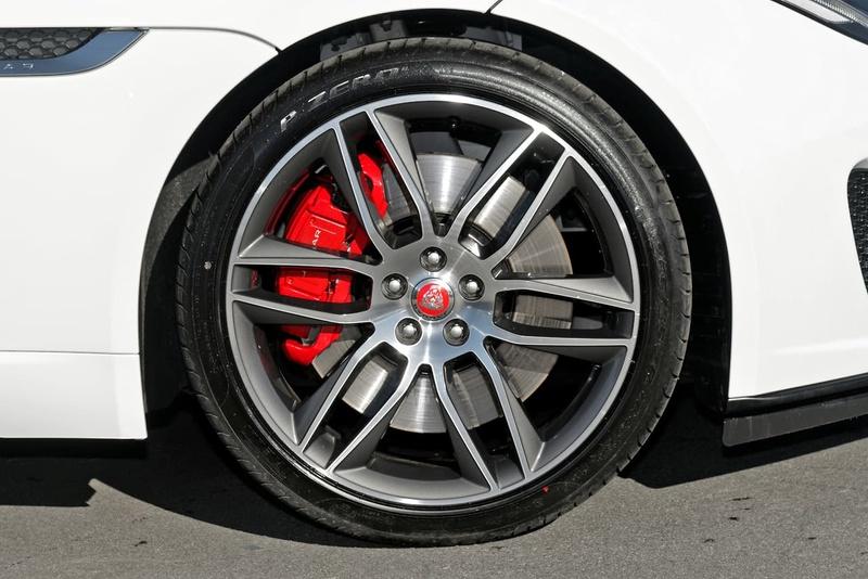 JAGUAR F-TYPE 221kW X152 221kW Coupe 2dr Quickshift 8sp RWD 2.0T [MY18.5]