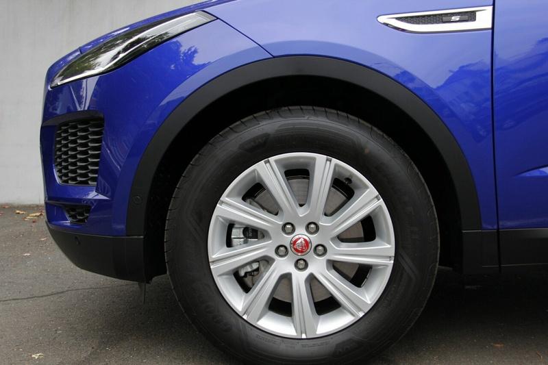 JAGUAR E-PACE P250 X540 P250 S Wagon 5dr Spts Auto 9sp AWD 2.0T [MY18]