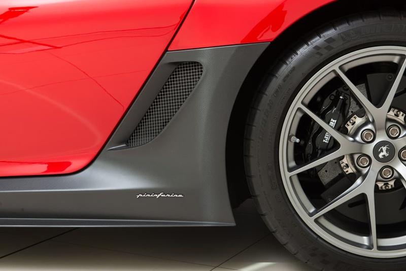 FERRARI 599 FIORANO GTO GTO Coupe 2dr Seq. Mac 6sp 6.0i