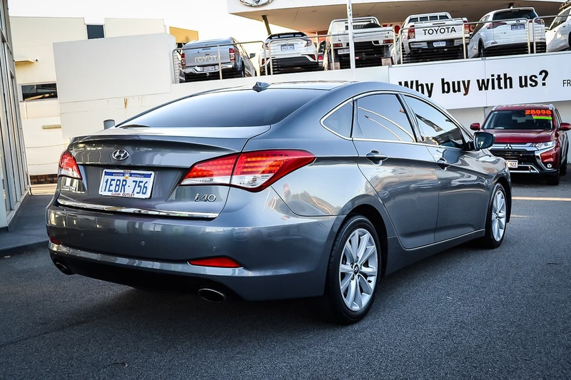 HYUNDAI I40 Elite VF2 Elite Sedan 4dr Spts Auto 6sp 2.0i [Jun]