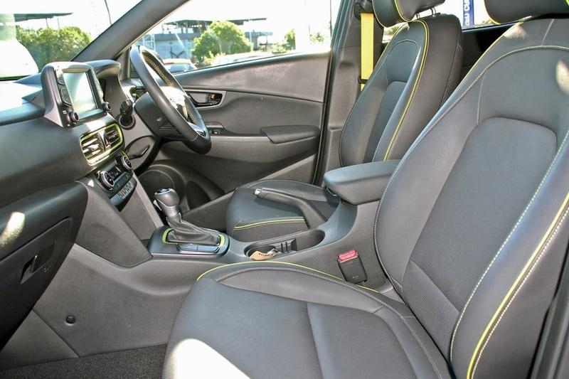 HYUNDAI KONA ELITE RED (FWD) OS.2 Elite Wagon 5dr Spts Auto 6sp 2WD 2.0i [MY19]