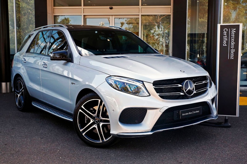 MERCEDES-BENZ GLE43 AMG W166 AMG Wagon 5dr 9G-TRONIC 9sp 4MATIC 3.0TT [Jul]