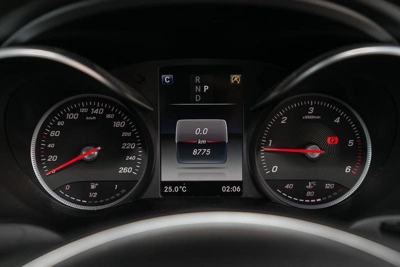 MERCEDES-BENZ C250 d W205 d Sedan 4dr 9G-TRONIC 9sp 2.1DTT