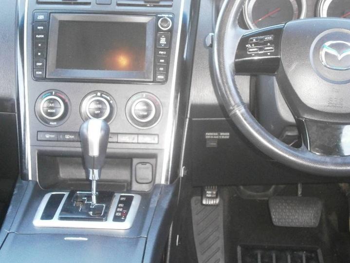 MAZDA CX-9 Classic TB Series 1 Classic Wagon 7st 5dr Spts Auto 6sp 4WD 3.7i