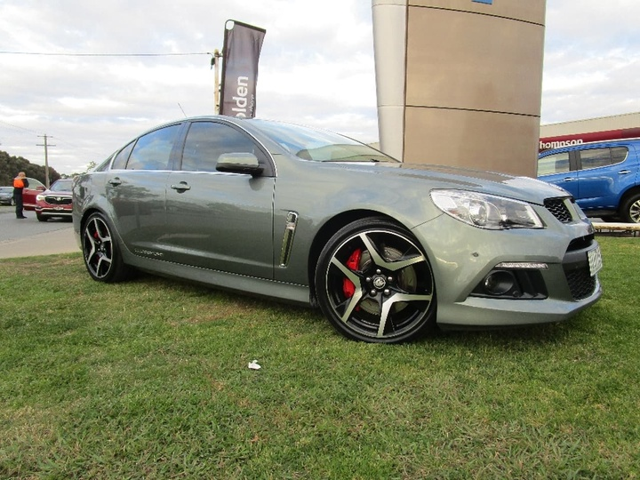 HOLDEN SPECIAL VEHICLES CLUBSPORT R8 GEN-F R8 Sedan 4dr Spts Auto 6sp 6.2i [MY14]