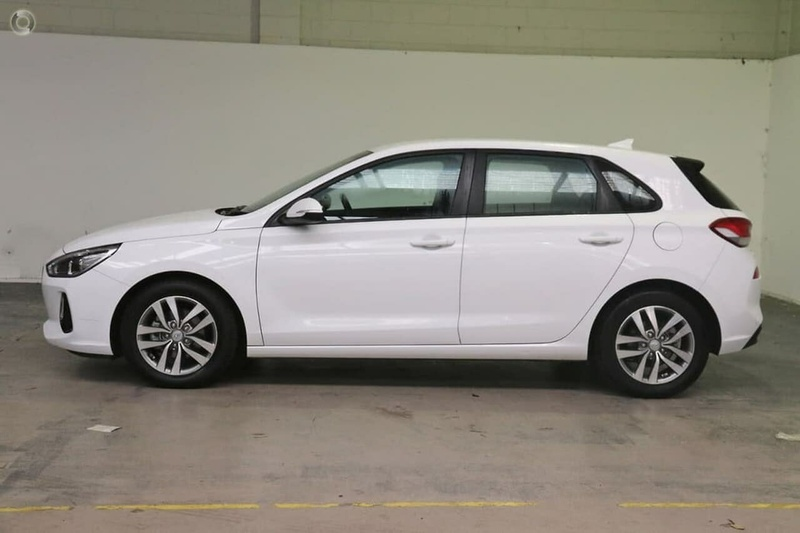 HYUNDAI I30 Active PD2 Active Hatchback 5dr Spts Auto 6sp 2.0i [MY18]