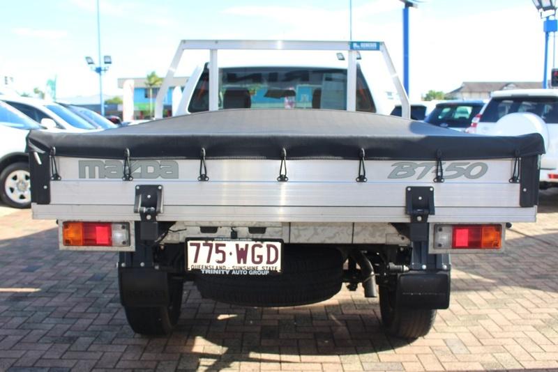 MAZDA BT-50 XT UR XT Hi-Rider Cab Chassis Freestyle 4dr Spts Auto 6sp 4x2 3.2DT [Sep]