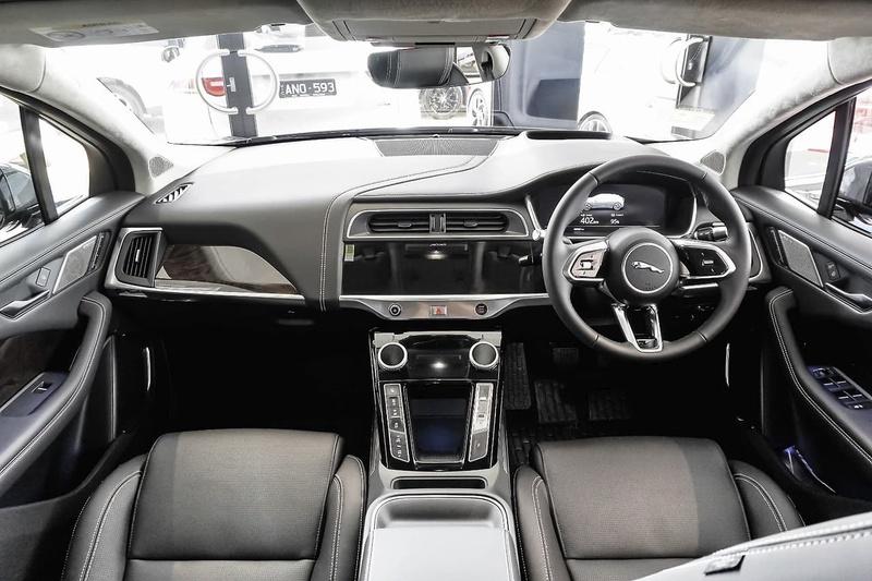 JAGUAR I-PACE EV400 X590 EV400 HSE First Edition Wagon 5dr Auto 1sp AWD 294kW [MY19]