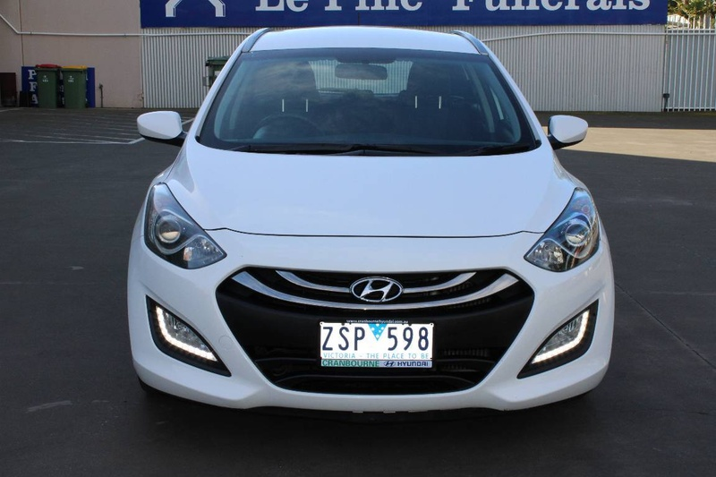HYUNDAI I30 Active GD Active Tourer 5dr Man 6sp 1.6DT [May]