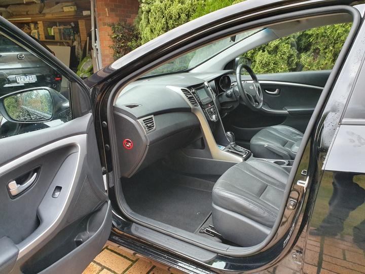 HYUNDAI I30 Active X GD3 Series II Active X Hatchback 5dr Spts Auto 6sp 1.8i [MY16]