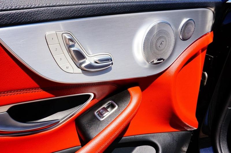 MERCEDES-BENZ C300  C205 Coupe 2dr 7G-TRONIC + 7sp 2.0T [Jan]