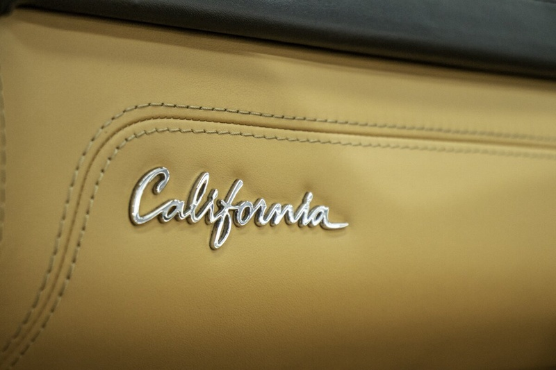 FERRARI CALIFORNIA  F149 Convertible 2dr DCT 7sp 4.3i [Jun]