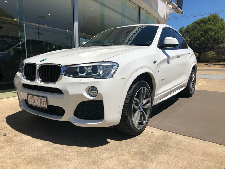 BMW X4 xDrive20d F26 xDrive20d. Coupe 5dr Steptronic 8sp 4x4 2.0DT [May]