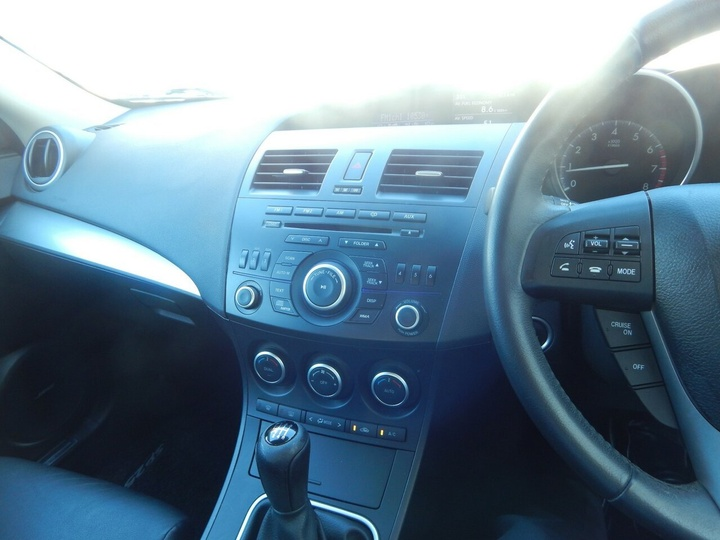 MAZDA 3 SP25 BL Series 2 SP25 Hatchback 5dr Man 6sp 2.5i