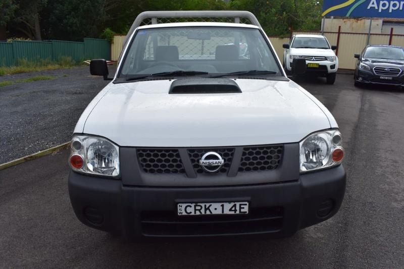 NISSAN NAVARA DX D22 DX Cab Chassis Single Cab 2dr Man 5sp 4x2 2.5DT [S5]