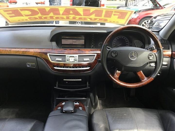 MERCEDES-BENZ S500  V221 Sedan L 4dr Spts Auto 7sp 5.5i [Feb]