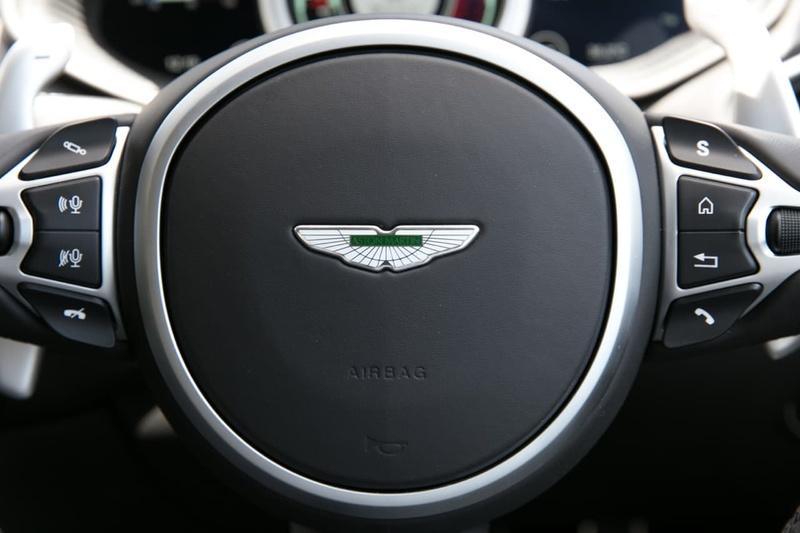 ASTON MARTIN DB11  Coupe 2dr Spts Auto 8sp 4.0TT [MY18.5]