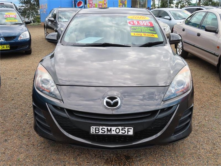 MAZDA 3 Neo BL Series 1 Neo Hatchback 5dr Activematic 5sp 2.0i [MY10]