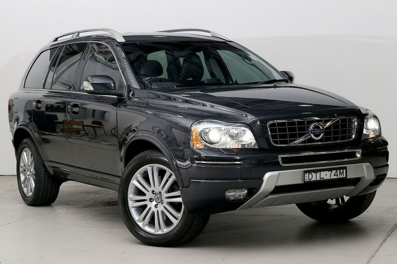VOLVO XC90 D5 D5 Executive Wagon 7st 5dr Geartronic 6sp 4x4 2.4DT [MY13]