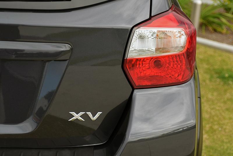 SUBARU XV 2.0i-L G4X 2.0i-L. Wagon 5dr Lineartronic 6sp AWD [MY12]