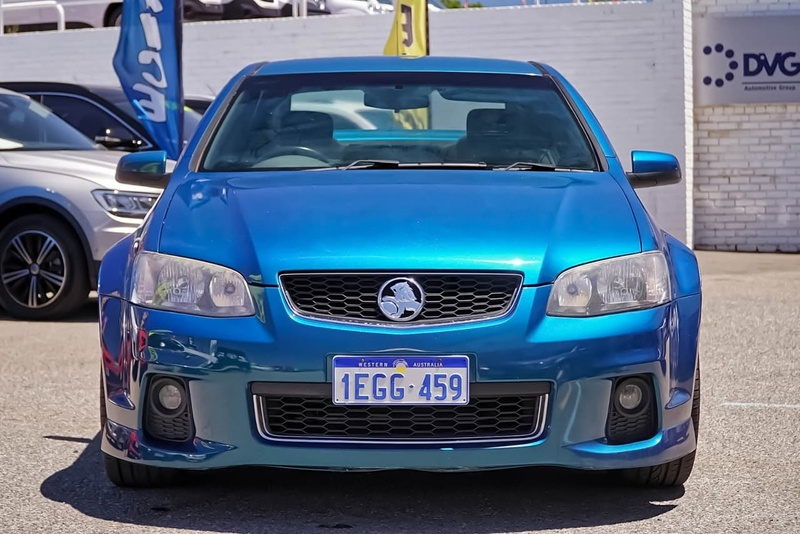 HOLDEN COMMODORE SV6 VE Series II SV6 Sedan 4dr Spts Auto 6sp 3.6i [MY12]