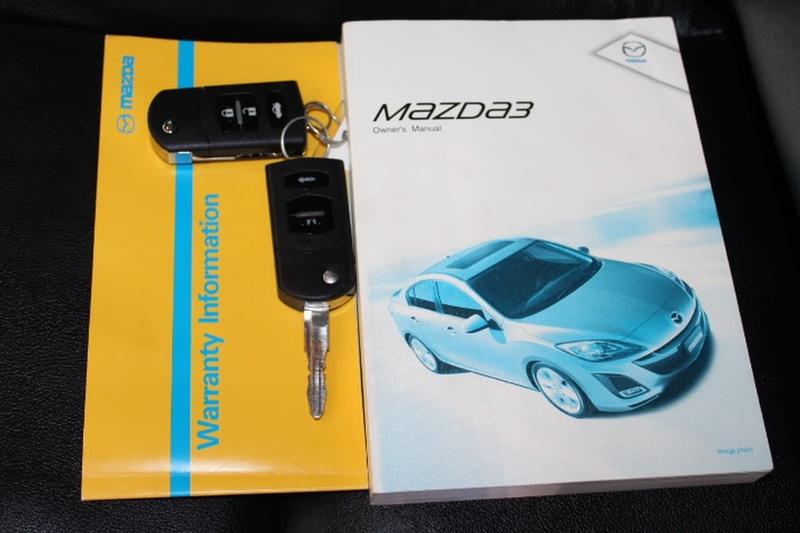 MAZDA 3 SP25 BL Series 1 SP25 Sedan 4dr Man 6sp 2.5i [MY10]