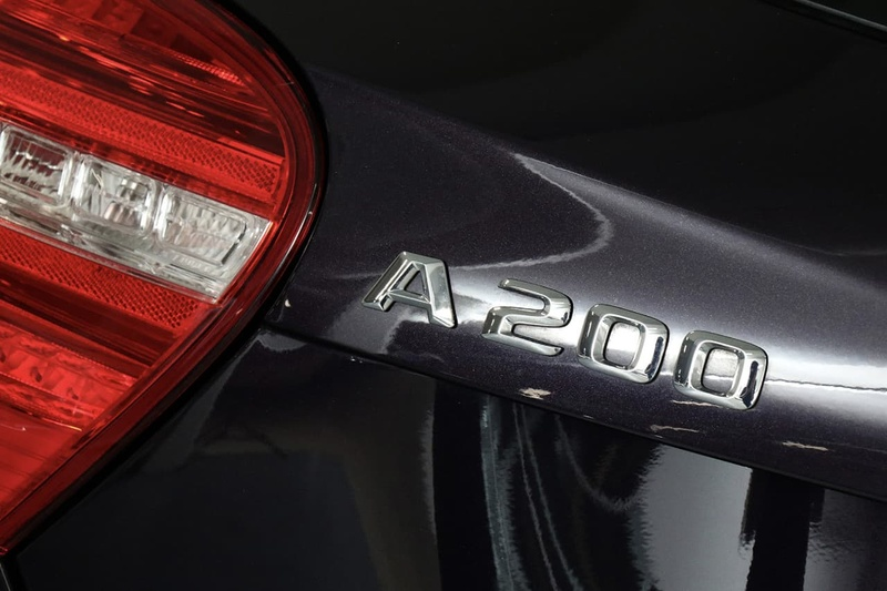 MERCEDES-BENZ A200  W176 Hatchback 5dr D-CT 7sp 1.6T