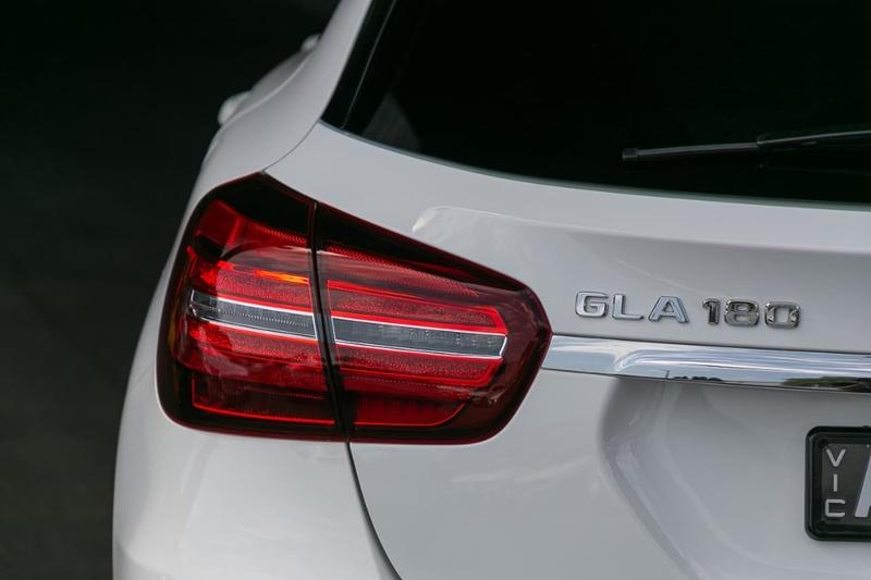 MERCEDES-BENZ GLA180  X156 Wagon 5dr DCT 7sp 1.6T